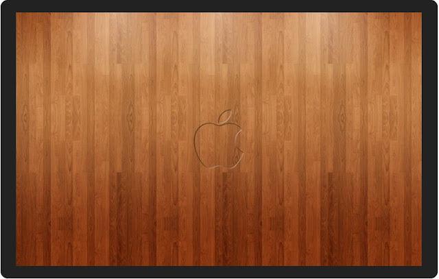 Wood OS X SkinPack