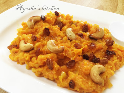 carrot halwa photos