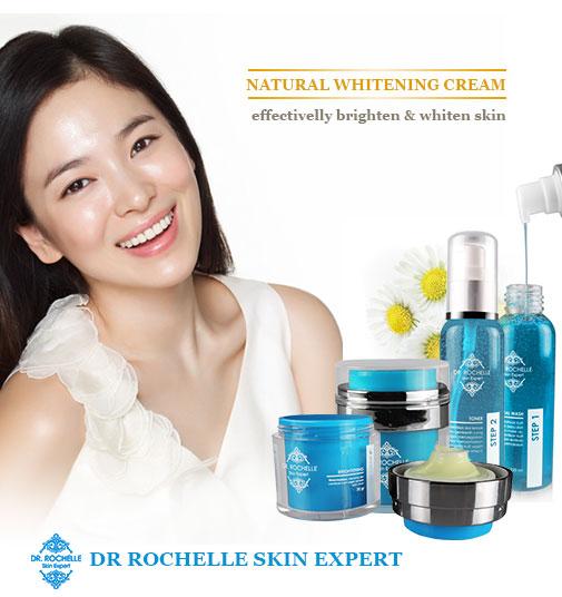 Jual Cream Pemutih Wajah DR Rochelle Skin Expert