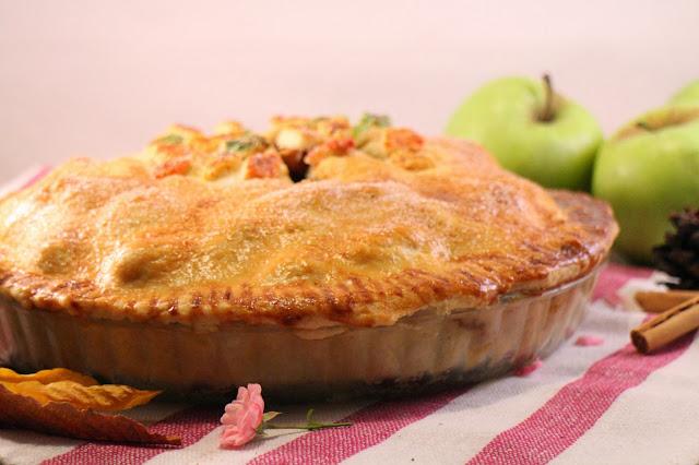 apple-pie, pie-de-manzana
