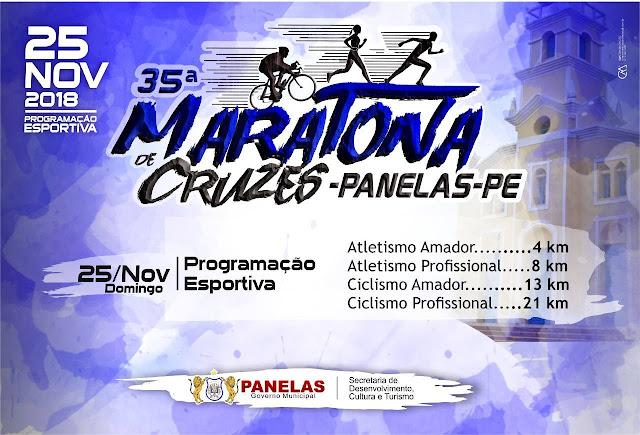 Programação Esportiva da Maratona de Cruzes 2018