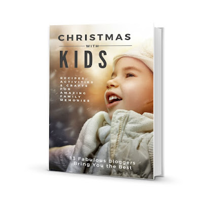 Christmas with Kids: Recipes, Activities, and Crafts for Amazing Family Memories is a non-fiction e-book/kindle full of fun.  It is a collaborative bloggers project, and it earned 3 out of 5 stars in my book review.  Alohamora Open a Book http://alohamoraopenabook.blogspot.com/ activities, fun with kids, crafts