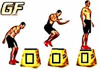 Cara memperkuat otot kaki box jump
