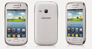 Harga Samsung Galaxy Young GT-S6310