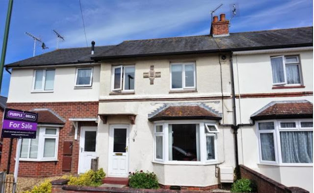 2 Bed house, St. James Square, Chichester, PO19