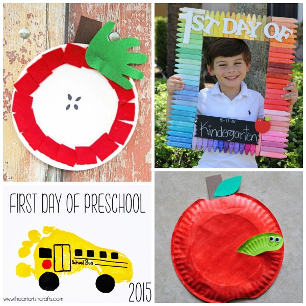 25 BACK-TO-SCHOOL CRAFTS FOR KIDS