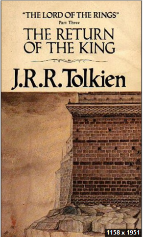The Return Of The King (The Lord Of The Rings) ebook Epub