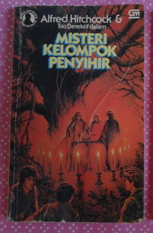 Trio Detektif 27- Misteri Kelompok Penyihir