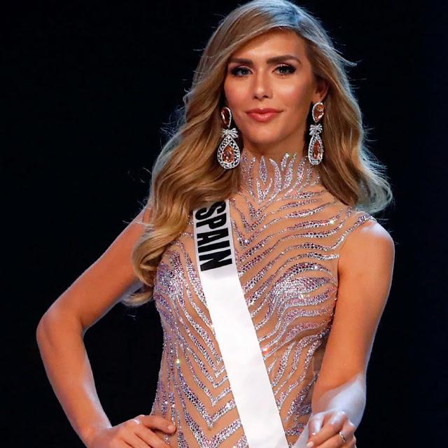 Miss espanha Miss Universo 2018