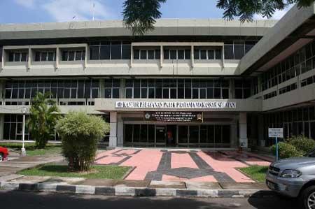 Alamat & Nomor Telepon Kantor Pajak Makassar