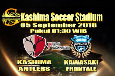 JUDI BOLA DAN CASINO ONLINE - PREDIKSI PERTANDINGAN JAPAN CUP KASHIMA ANTLERS VS KAWASAKI FRONTALE 05 SEPTEMBER 2018