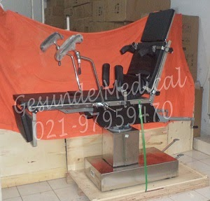 Meja Operasi Gynecology Chair Position 3008A