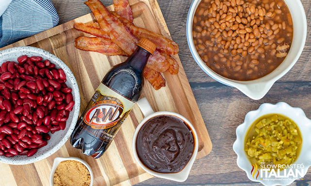 easy baked beans recipe ingredients