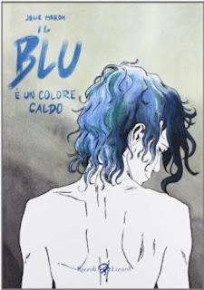 Il blu è un colore caldo, Julie Maroh