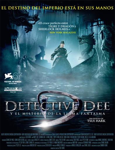 ver Detective Dee y el misterio de la llama fantasma (2010) Online