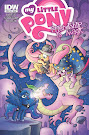 My Little Pony Friendship is Magic #8 Comic Cover Hot Topic Variant