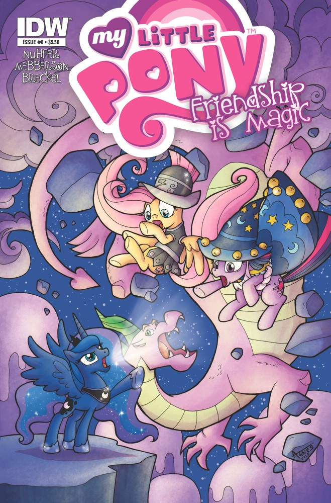 Mlp Friendship Is Magic Issue Amp 8 Comic Covers Mlp Merch
