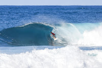 11 Dusty Payne ens Pipe Invitational foto WSL Damien Poullenot