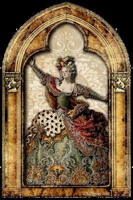 Ekduncan My Fanciful Muse Dancing Marie 2 Fairy