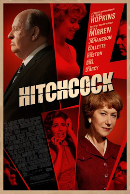 Hitchcock (2012) poster version 2