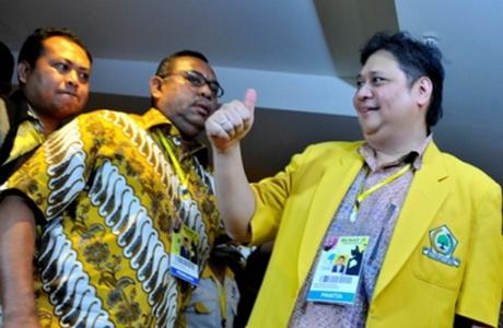 Airlangga Tegaskan Pencapresan Jokowi Oleh Golkar Sudah Final