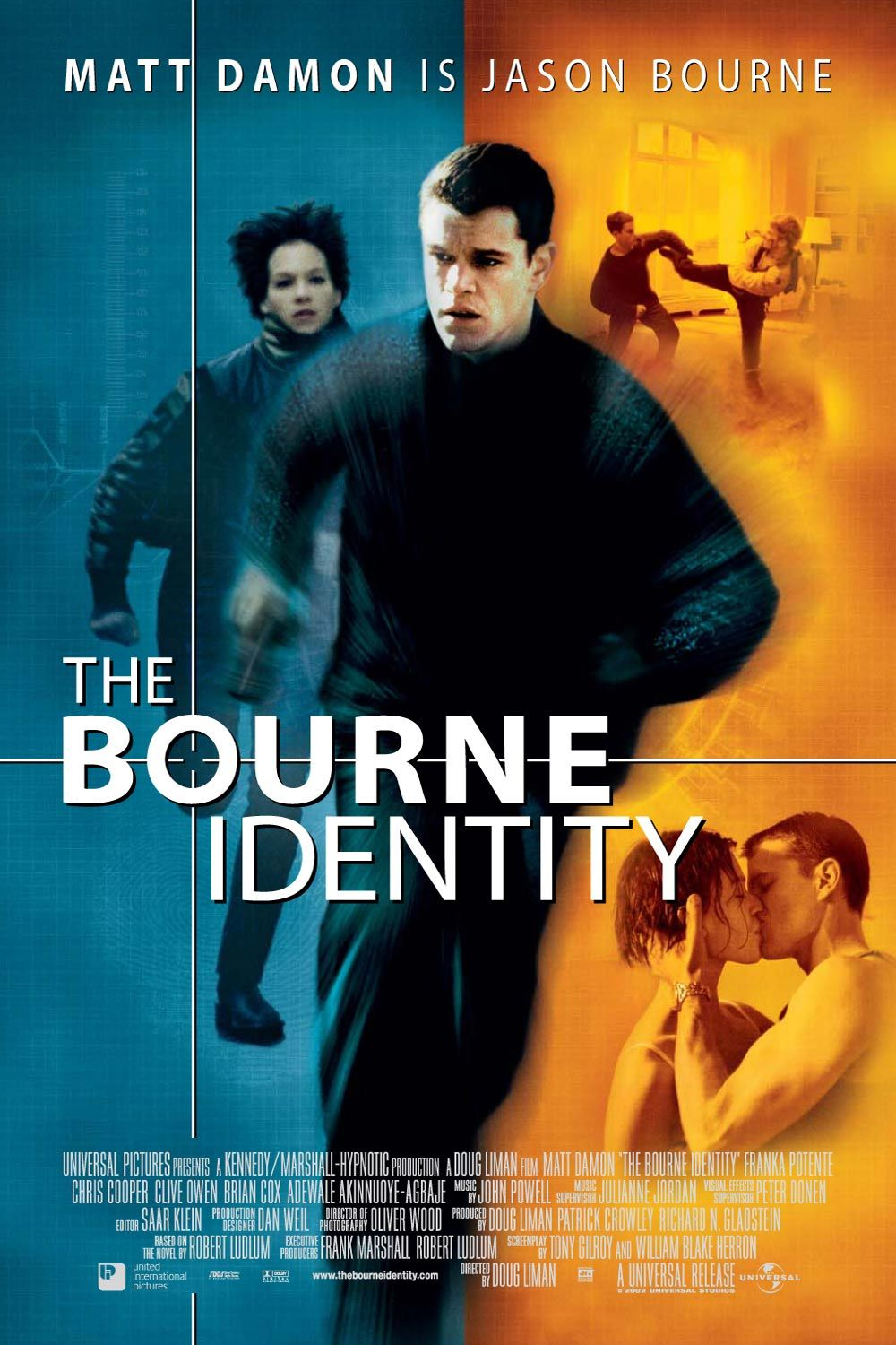 The Bourne Identity (2002) ταινιες online seires oipeirates greek subs