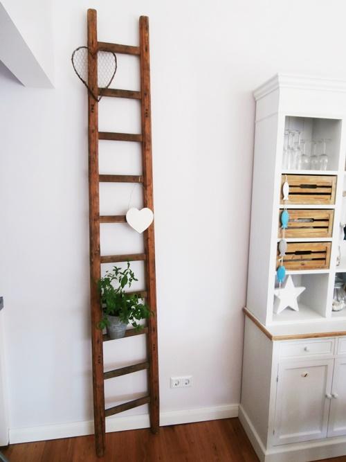 kerstin ich wohnen einblick k che teil 1. Black Bedroom Furniture Sets. Home Design Ideas