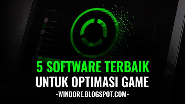 5 Software Terbaik dan Gratis untuk Optimasi Game