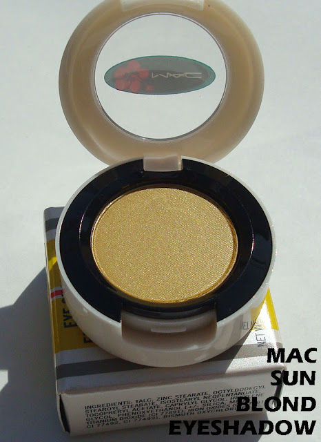 Mac Sun Blond Eyeshadow