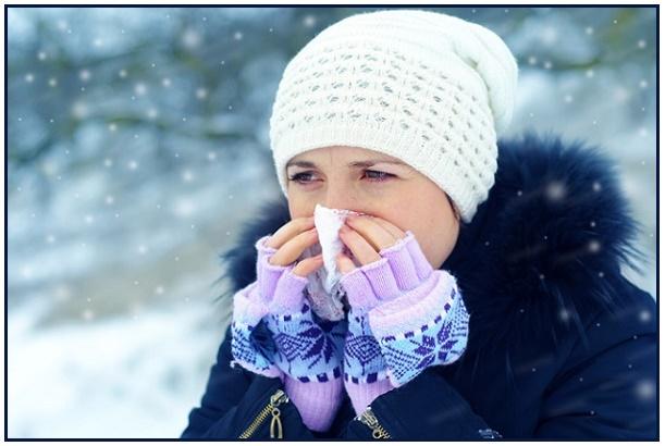 Qual é a relação da gripe e do resfriado com o frio? - Saber Atualizado