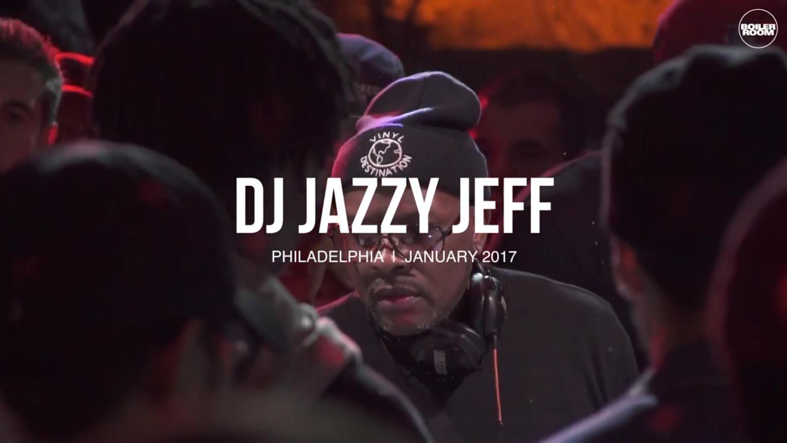 Dj Jazzy Jeff Boiler Room Tracklist