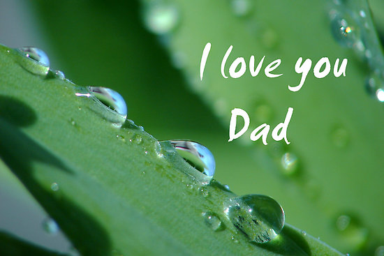 i love you papa wallpapers - photo #33