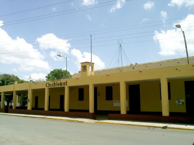 Chablekal Yucatan Mexico