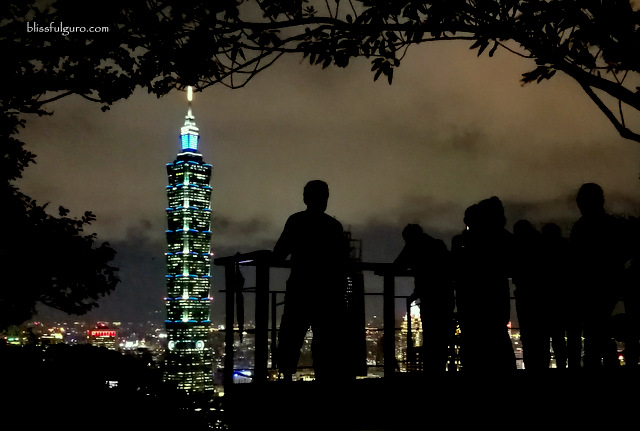 Taipei Taiwan Elephant Mountain