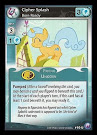 My Little Pony Cipher Splash, Born Ready Canterlot Nights CCG Card