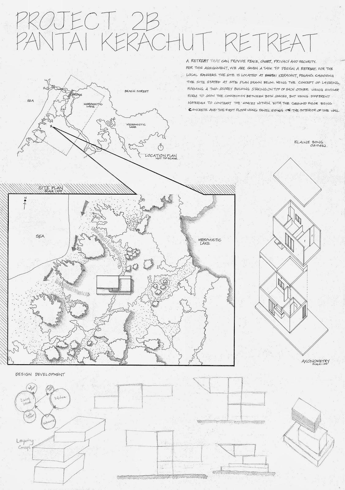Elaine Bong E Portfolio Architectural Design Studio 2