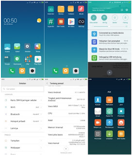 Custom Rom Miui 9 Global Stable Andromax E2 - Warta Review