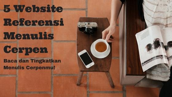 5 Refensi Website Untuk Penulis Pemula