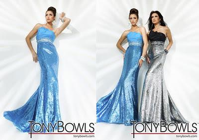 tony bowls kollektionen von abendkleider 2012  2013