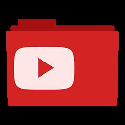 Youtube Folder Icon Png image
