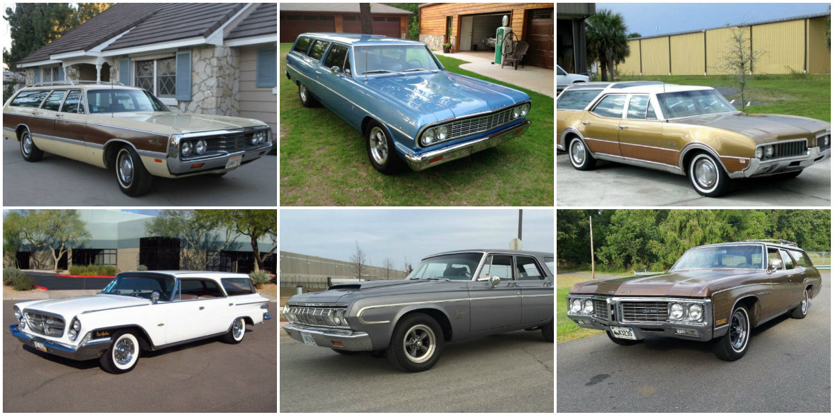 Remembering The Big Family Cars That Ruled Before The Suv 10