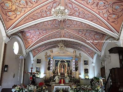 Guadalupe Chapel in Tzintzuntzan