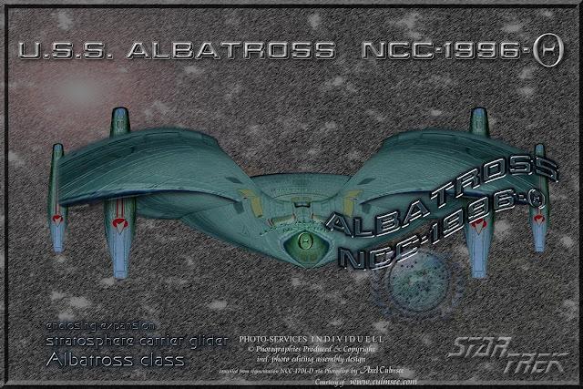 U.S.S. ALBATROSS NCC-1996-Θ