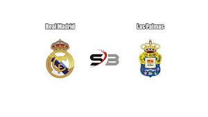 Prediksi Bola Real Madrid vs Las Palmas 06 November 2017