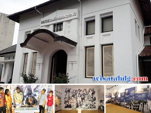Museum Kota Bandung Jalan Aceh