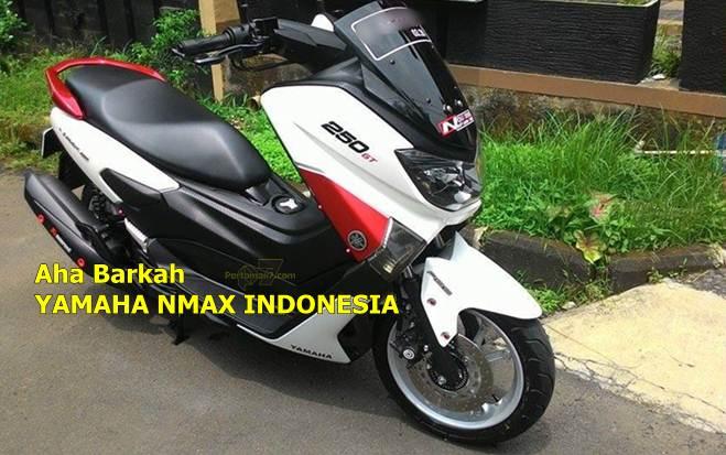 modifikasi motor yamaha nmax foto gambar27  terbaru