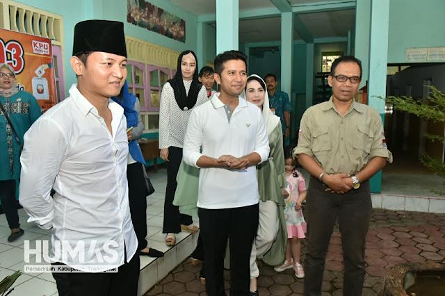 Plt Bupati Nur Arifin Optimis Pemilu di Kabupaten Trenggalek Lancar