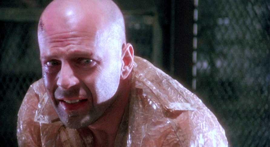 Notes on films: 12 Monkeys (1995): Odd Title, Terrific Movie