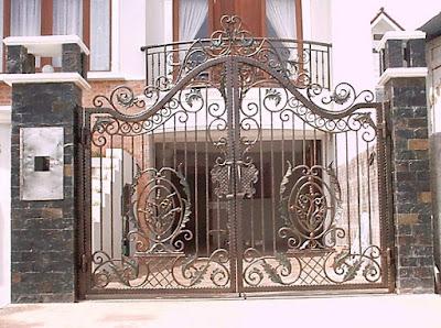 Hasil gambar untuk Blogspot.com pagar tempa