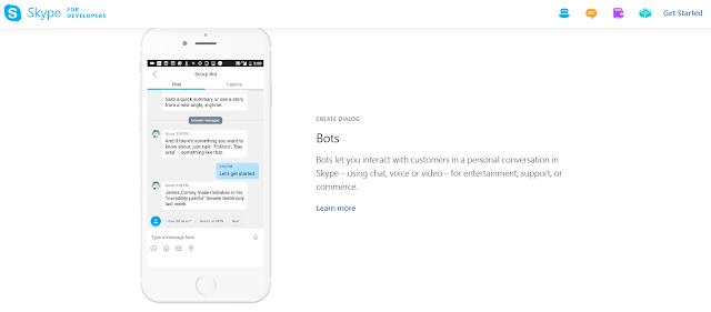 Bot Skype